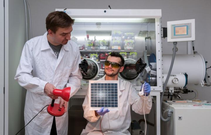Laboratory Photovoltaic Cells