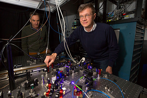 Researchers create quantum calculator