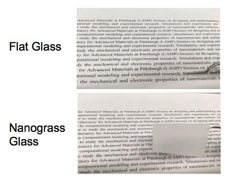 Glass Comparison