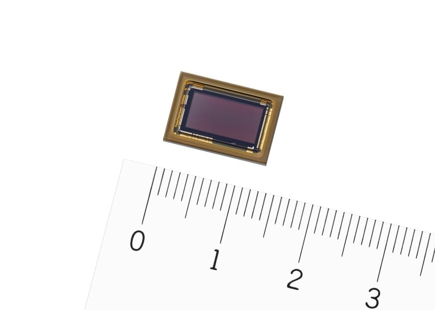 IMX456QL back-illuminated time-of-flight image sensor