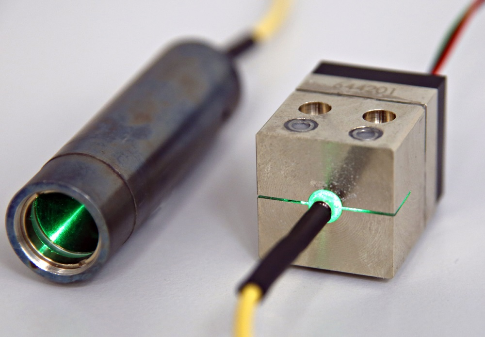 Single mode Pigtail Fiber Coupled Laser Diode