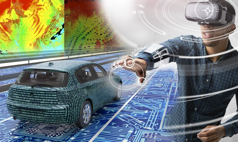 Sensing the environment more quickly and efficiently would be a benefit in such areas as remote sensing, autonomous vehicles and holographic displays