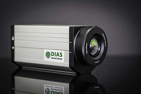 Integrated web server extends the functionality of the DIAS infrared cameras and increases the convenience for the operator