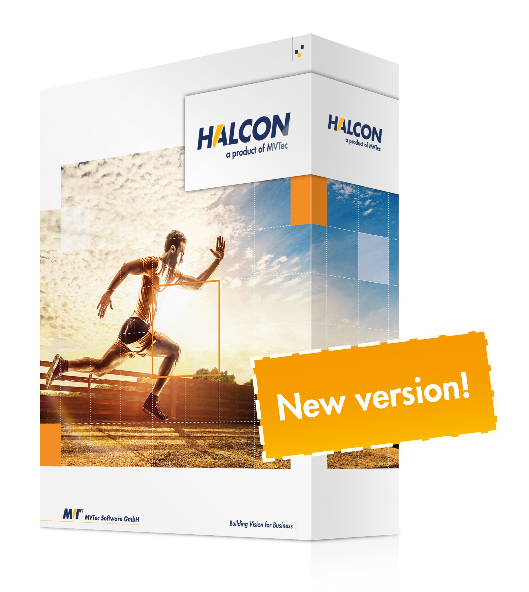 HALCON 18.05 will be available on May 22.