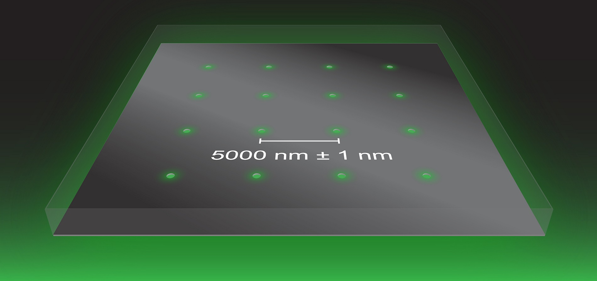 Nanoscale Apertures for Improving Optical Microscope Accuracy